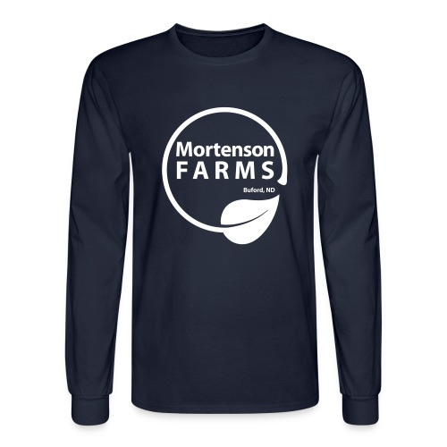Mortenson Farm long sleeve shirt - Men's Long Sleeve T-Shirt