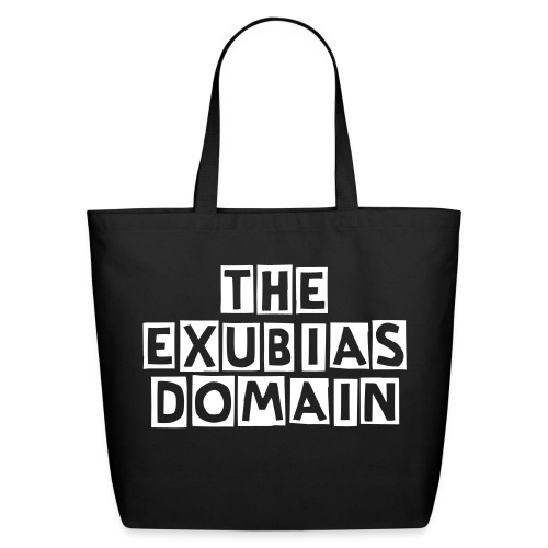 The Exubias Domain Tote - Eco-Friendly Cotton Tote