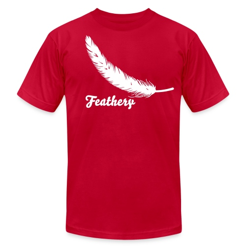 Feather - Men's Fine Jersey T-Shirt