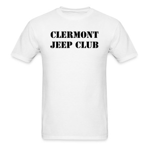 CJC Shirt - Men's T-Shirt