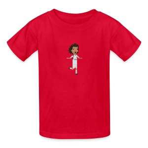Kids T-Shirt - Crazy hair in Bolton - Kids' T-Shirt