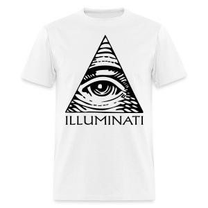 iLL Luminati - Men's T-Shirt