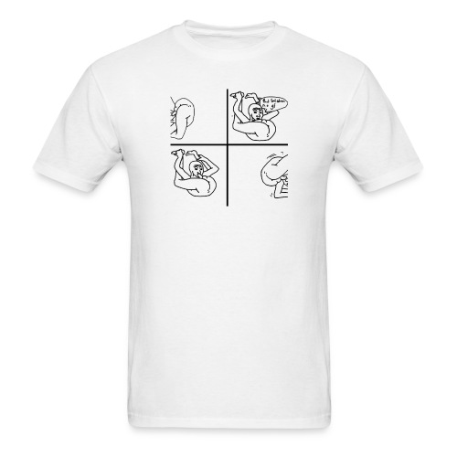strip-comic - Men's T-Shirt