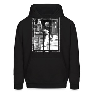 Einstein & His Bong - Men's Hoodie