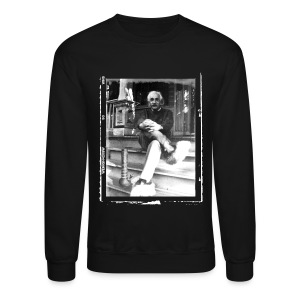 Einstein & His Bong - Crewneck Sweatshirt