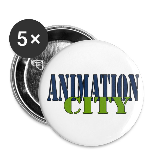 AnimationCity Buttons