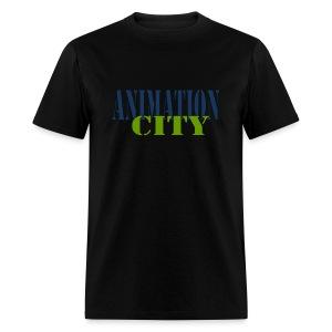 AnimationCity Tee (Mens) - Men's T-Shirt