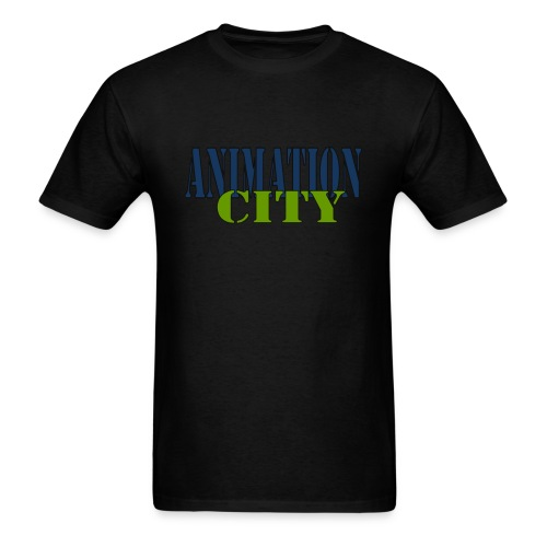 AnimationCity Tee (Mens) - Men's T-Shirt