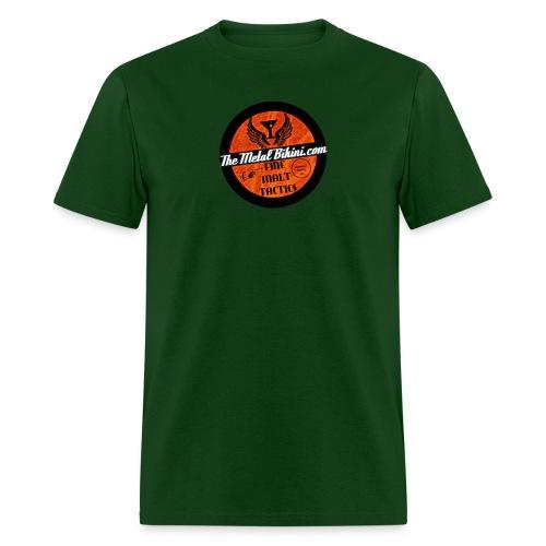 TheMetalBikini.com Basic Logo T-Shirt - Men's T-Shirt