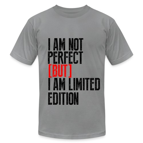 I am Not Perfect - Men's  Jersey T-Shirt