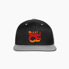 DANCE design that is SWAG Caps