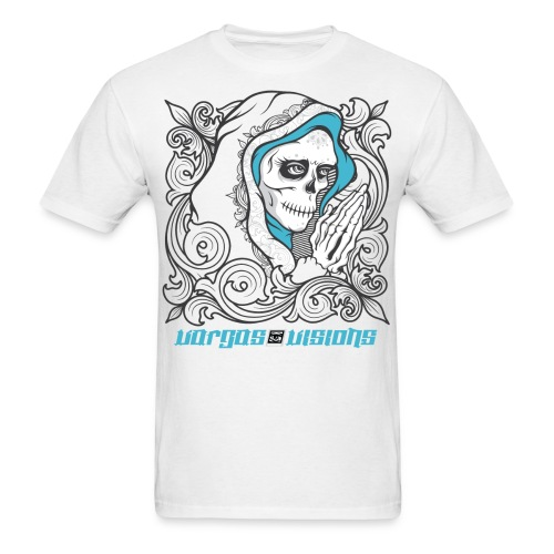 Catrina Series - Pray - Men's T-Shirt
