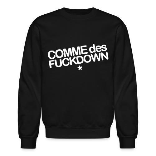 Comme Des Fuckdown - Crewneck Sweatshirt