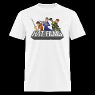 T-Shirts ~ Men's T-Shirt ~ Hat Films - Locked n Loaded Mens Standard T-Shirt