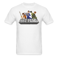 T-Shirts ~ Men's T-Shirt ~ Hat Films - Locked n Loaded Mens Standard T-Shirt