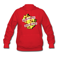 Hoodies ~ Women's Hoodie ~ Raised on Cheese (Digital Print)