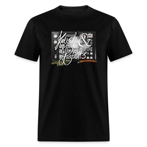 Kush & Beats T-Shirt - Men's T-Shirt