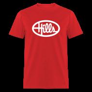 T-Shirts ~ Men's T-Shirt ~ Hills T-Shirt