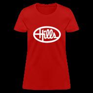 T-Shirts ~ Women's T-Shirt ~ Hills Women's T-Shirt
