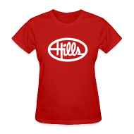 Women's T-Shirts ~ Women's T-Shirt ~ Hills Women's T-Shirt