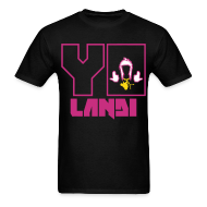 T-Shirts ~ Men's T-Shirt ~ Yo-landi Da Name Men's T