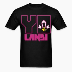 Yo-landi Da Name Men's T