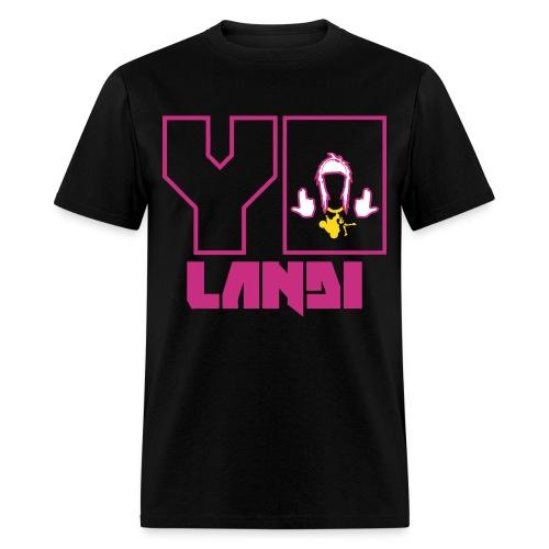 Yo-landi Da Name Men's T - Men's T-Shirt