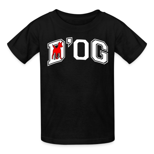 D'OG  - Kids' T-Shirt