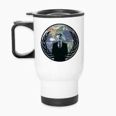 World Wide Anonymous Bottles & Mugs