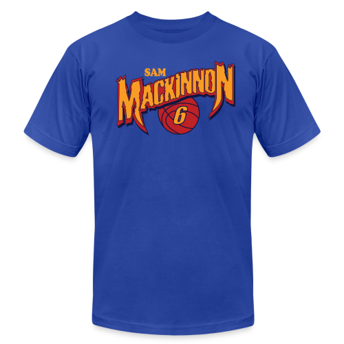 Sam Mackinnon ball - Men's Fine Jersey T-Shirt