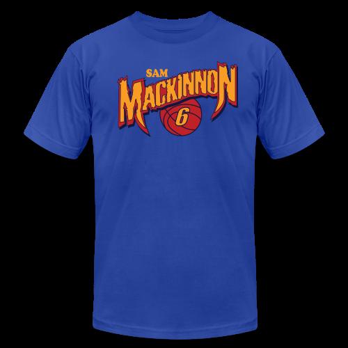 Sam Mackinnon ball - Men's  Jersey T-Shirt
