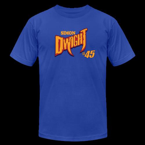 Simon Dwight hashtag - Men's  Jersey T-Shirt