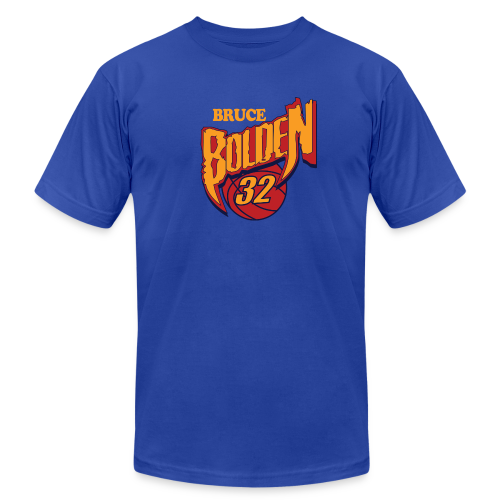 Bruce Bolden ball - Men's Fine Jersey T-Shirt