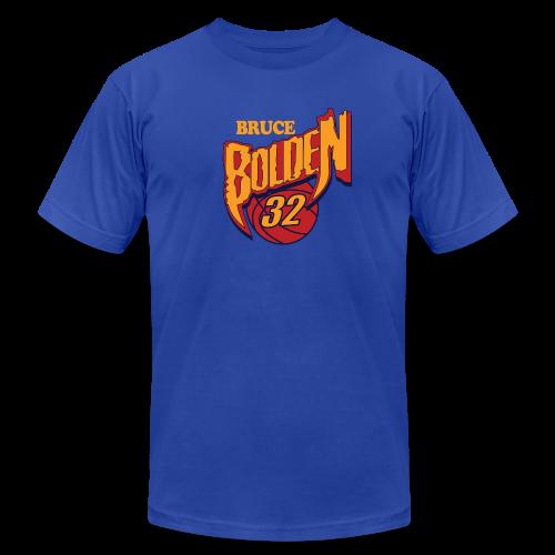 Bruce Bolden ball - Men's  Jersey T-Shirt