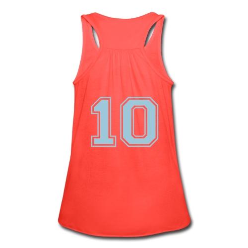 1000000 shirt - Women's Flowy Tank Top by Bella
