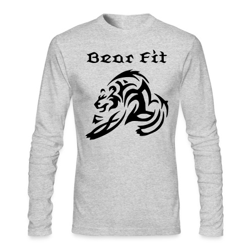 BF Can't Shirt - Men's Long Sleeve T-Shirt by Next Level