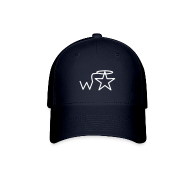 Sportswear ~ Baseball Cap ~ Cap White Logo wranglerstar Ottoflex