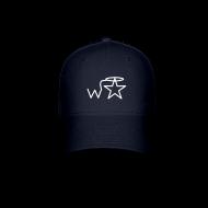 Caps ~ Baseball Cap ~ Cap White Logo wranglerstar Ottoflex