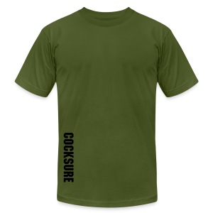 CS1 - Men's Fine Jersey T-Shirt