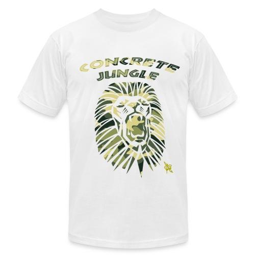 CONCRETE JUNGLE CAMO - Men's  Jersey T-Shirt