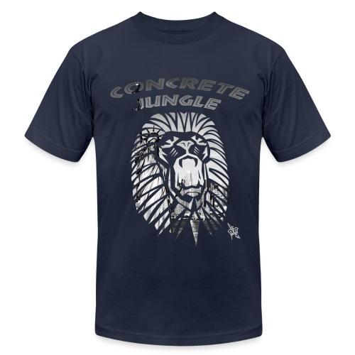 CONCRETE JUNGLE NYC - Men's  Jersey T-Shirt