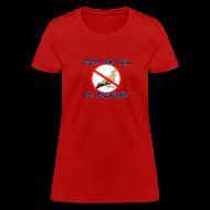 T-Shirts ~ Women's T-Shirt ~ No Pigeons Women's Tee