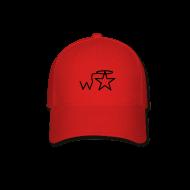Caps ~ Baseball Cap ~ Cap Black Logo Wranglerstar Ottoflex