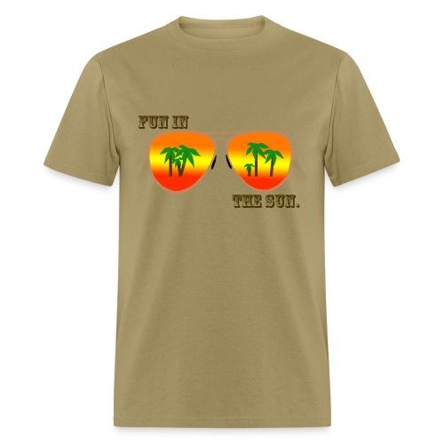 Fun in the Sun - Men's T-Shirt