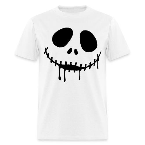 Jack Skeleton - Men's T-Shirt