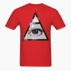 Pyramid Eye T-Shirts