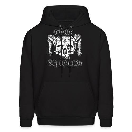 Skull - Sweatshirt - Men's Hoodie