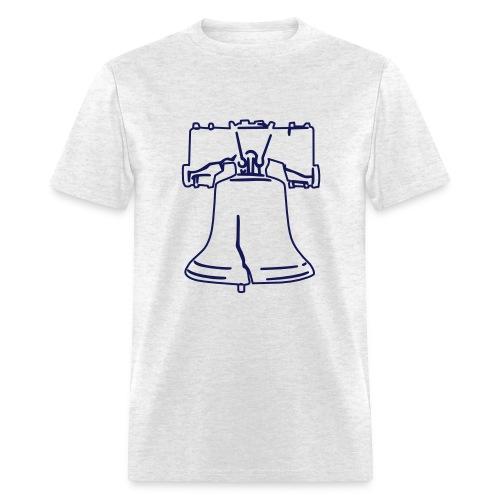Liberty Bell - Men's T-Shirt