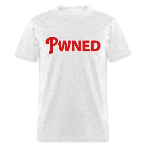 Pwned - Men's T-Shirt