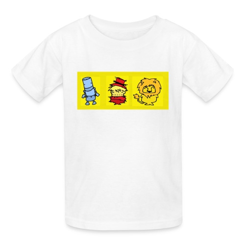 Oz trio kid tee - Kids' T-Shirt